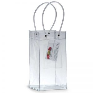 Wine Bag PVC con Taschina